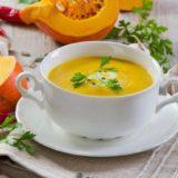 Суп- пюре тыквенный