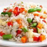 ГАРНИР-Рис с овощами